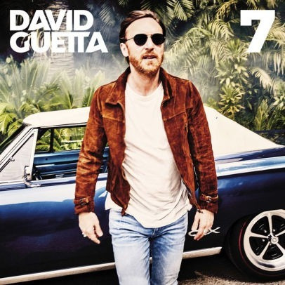 Cd David Guetta - 7 - 2cds