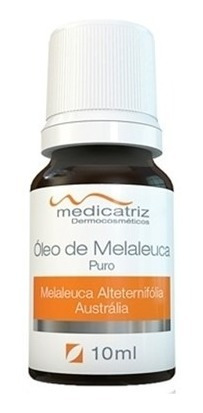 Óleo Essencial Melaleuca 100% Puro F.economico - Medicatriz