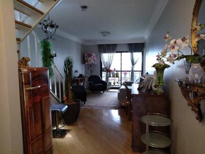 Cobertura Com 4 Dormitórios À Venda, 200 M² Por R$ 1.500.000 - Água Fria - São Paulo/sp - Co0042