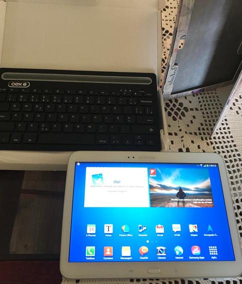 Tablet Samsung Galaxy Tab3 + Acessórios