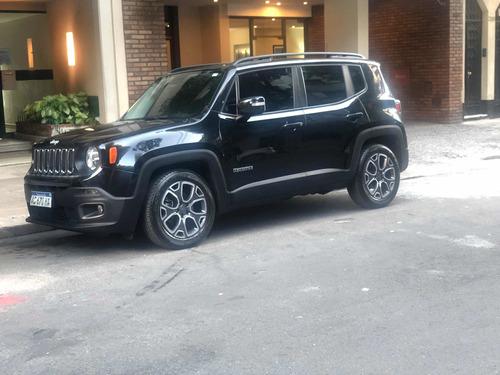 Jeep Renegade 1.8 Longitude At6 2018 Automatica
