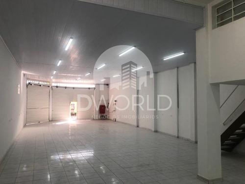 Imagem 1 de 7 de Amplo Salão Comercial - Excelente Local! - Sl00043 - 68179566