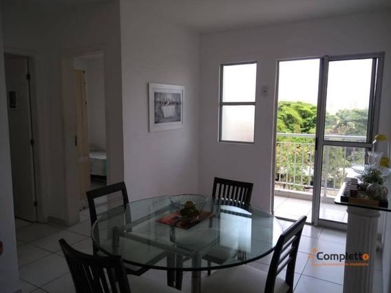 Apartamento Com 2 Dormitórios À Venda, 58 M² Por R$ 185.000,00 - Taquara - Rio De Janeiro/rj - Ap0203