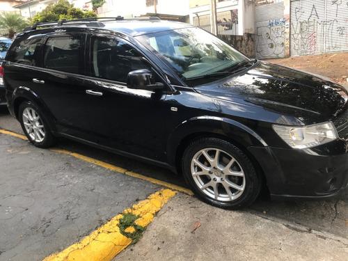 Imagem 1 de 10 de Dodge Journey 3.6 Rt 2013 7 Lugares + Teto + Nova +blindada!
