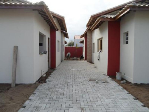 Casa Em Condomínio Lado Praia Itanhaém Litoral - 2286 |npc
