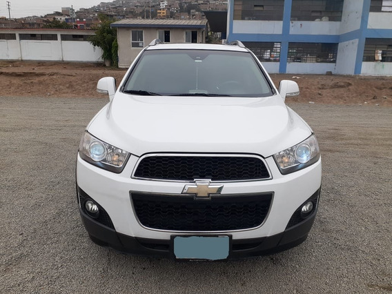 Chevrolet Captiva Lt Awd