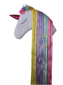 Unicornio Porta Moños Organizador Portamoños