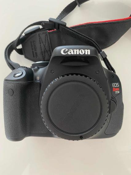 Camera Rebel T3i + Flash