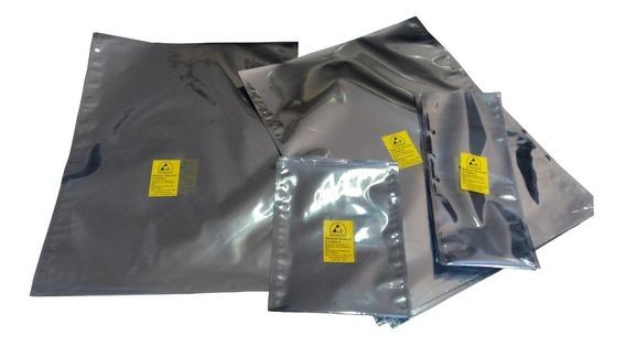 Embalagem Antiestática Esd Blindada 200x150mm 100pcs