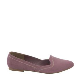Zapato Balerina Casual Pink 51650 Id-186399 V9