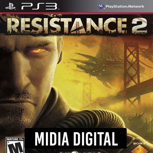 Ps3 Psn* - Resistance 2