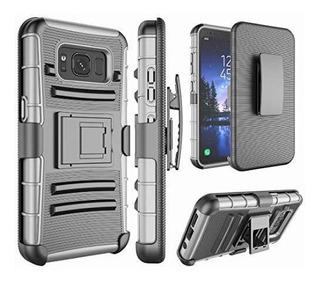 Galaxy S8 Estuche Activo S8 Clip De Funda Activo Jeylly Trab