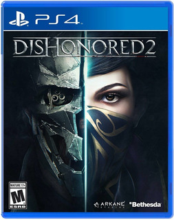 Dishonored 2 / Juego Físico / Ps4