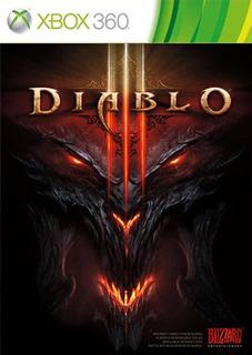 Diablo 3 Xbox 360 Nuevo