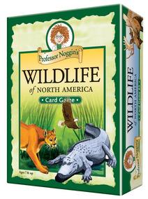 Outset Professor Noggin´s: Wildlife Of North America / Card
