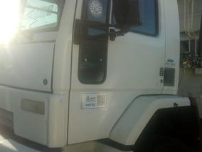 2 Ford Cargo 1722 E Compactador De Lixo 15 M³ 09/10