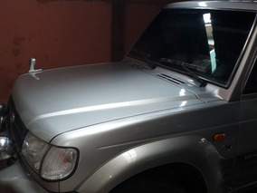Hyundai Galloper 4x4 3.0 Superluxo Prata Exceed