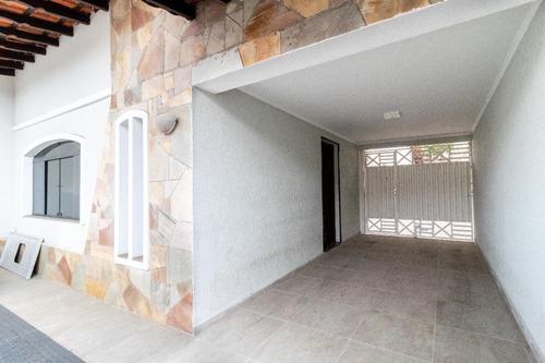 Imagem 1 de 30 de Casa Com 3 Dormitórios Para Alugar, 240 M² Por R$ 4.000,00/mês - Vila Alzira - Santo André/sp - Ca3152