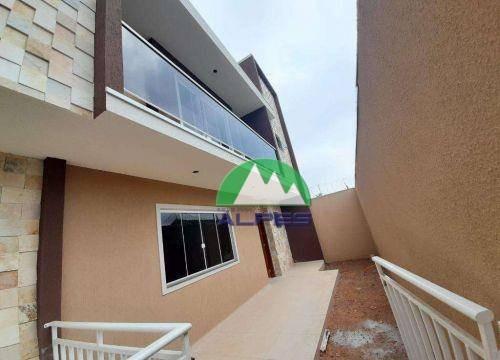 Sobrado À Venda, 176 M² Por R$ 780.000,00 - Portão - Curitiba/pr - So1247