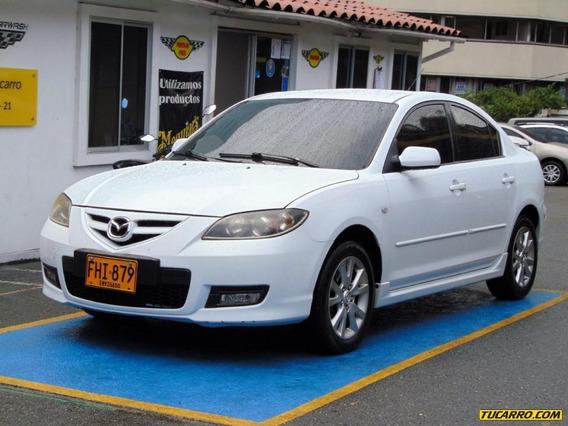 Mazda Mazda 3 Sedan Aut