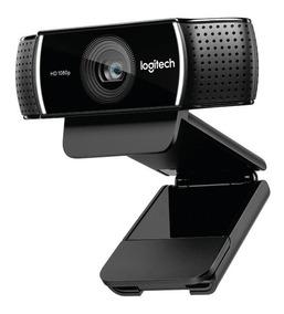 Webcam Logitech C922 Pro Full Hd 1080p C/ Tripé