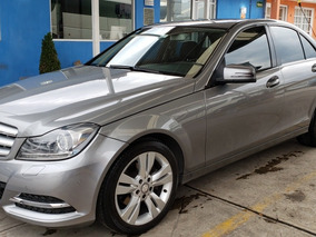 Mercedes Benz Clase C 1.8 200 Cgi Exclusive At 2013