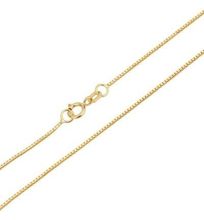 Corrente De Ouro Feminina 18k 1,1 Gr - 08