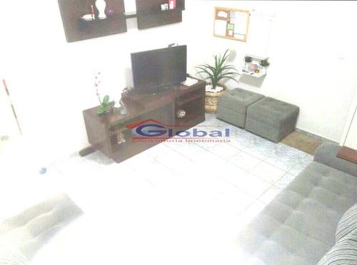 Venda Apartamento - J. Do Mar - Sbc - Gl38758