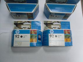 Cartucho Para Impresora Hp 92 Negro Original