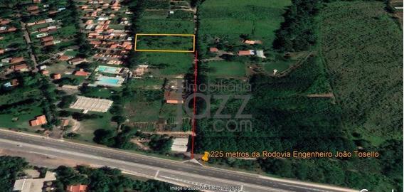 Terreno À Venda, 5000 M² Por R$ 500.000,00 - Pinhal - Limeira/sp - Te1327