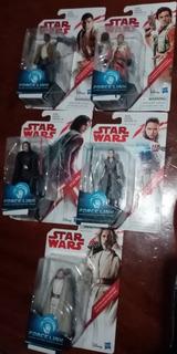 Figuras De Star Wars Force Link
