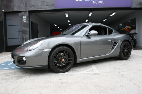 Porsche Cayman 2011 Aut (pdk)
