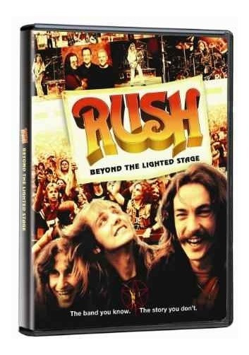 Rush Beyond The Lighted Stage (2 Dvd) Imperdible Dvd