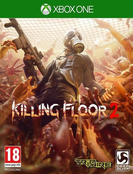 Killing Floor 2 Xbox One - 25 Dígitos (envio Flash)