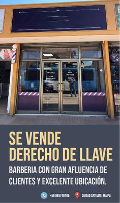 Derechos De Llave De Barbería.