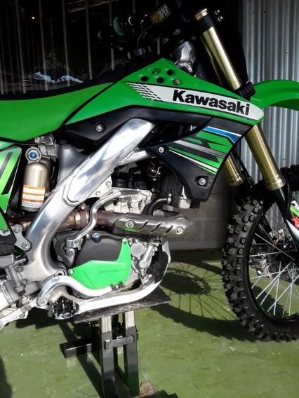Kawasaki Kxf 250 2012 Excelente Estado Armada A Nueva Sin Us