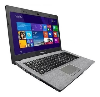 Notebook Positivo Bgh A1000 500gb 4gb Ram