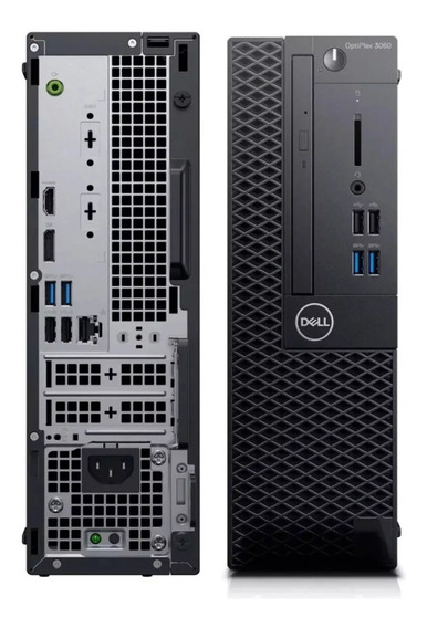 Cpu Dell Optiplex 3060 Sff I5 8ºg 8gb Ssd 128gb Garantia