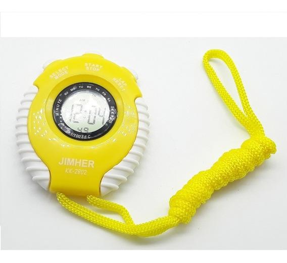 Cronometro Profesional Mide Con Exactitud Deporte Kk-2802