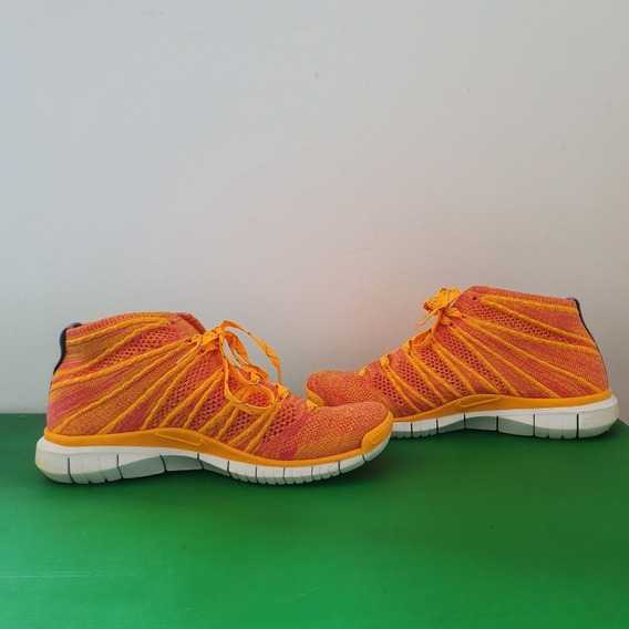 Zapatillas Nike Mujer Flyknit Chukka