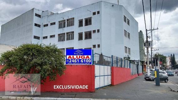 Localização Privilegiada! Prédio Para Locação No Melhor Bairro Comercial De Guarulhos - Pr0002