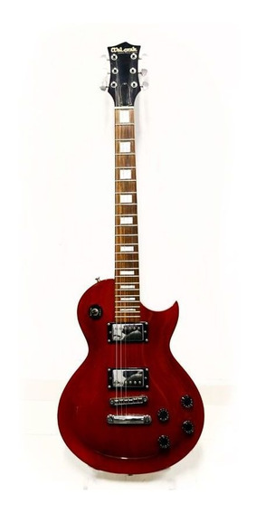 Guitarra Walczak Les Paul Top Maple Cherry ¿ Usada