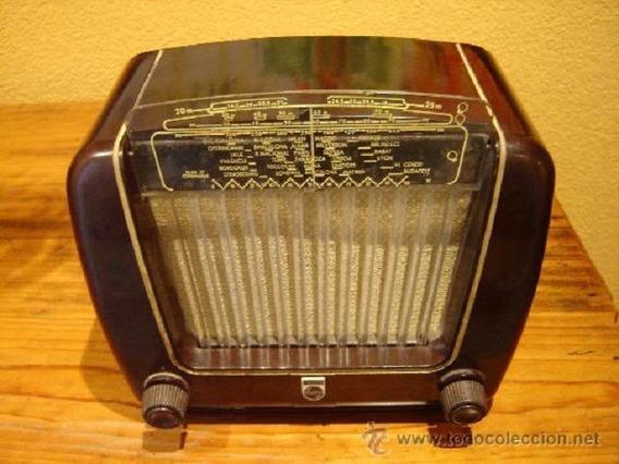 Esquema Elétrico Radio Philips Br346u, Br395a, Br397a Be292u