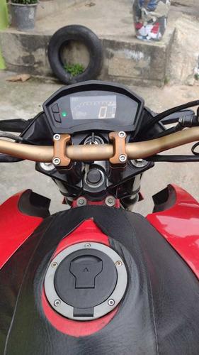 Imagem 1 de 5 de Honda Cb Twiste 250cc