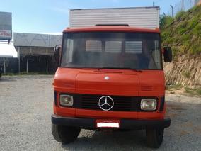Mercedes-benz Mb 608 Toda Revisada Caixa