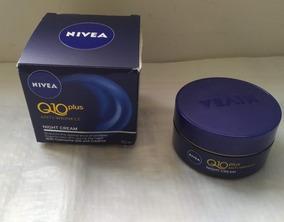 Crema Nivea Q10 Antiarrugas Noche Bmg