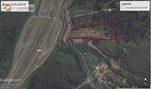 Área À Venda, 10000 M² Por R$ 2.500.000,00 - Lagoa - Itapecerica Da Serra/sp - Ar0006