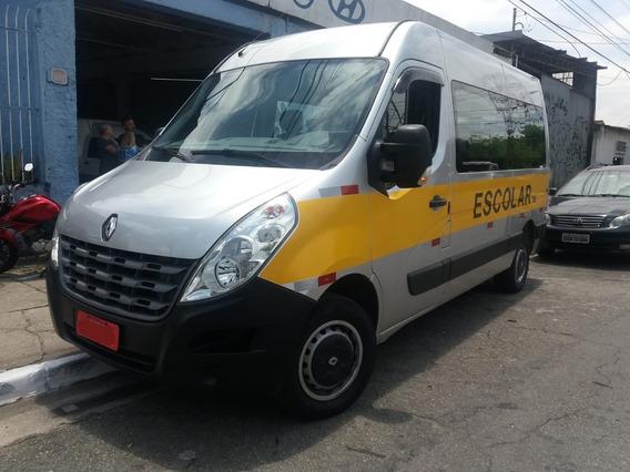 Renault Master 2.3 Executive L2h2 Escolar 2018