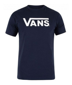 Playera Vans Classic Logo Varientes Colores Urban Beach