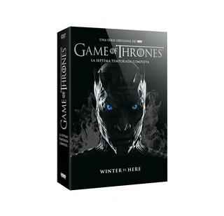 Blu-ray Game Of Thrones Septima Temporada Nuevo Cerrado Sm